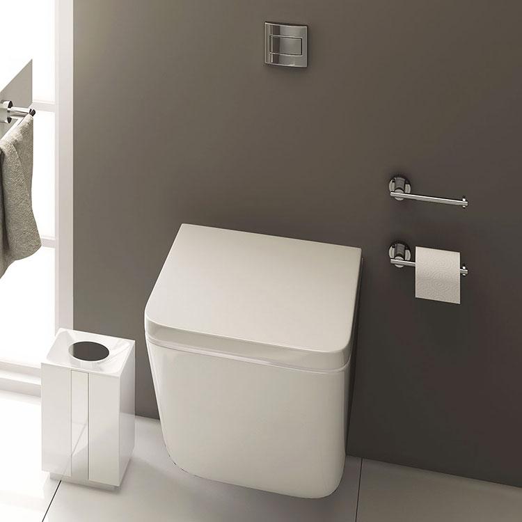 Papeleira Anello para Banheiros e Lavabos