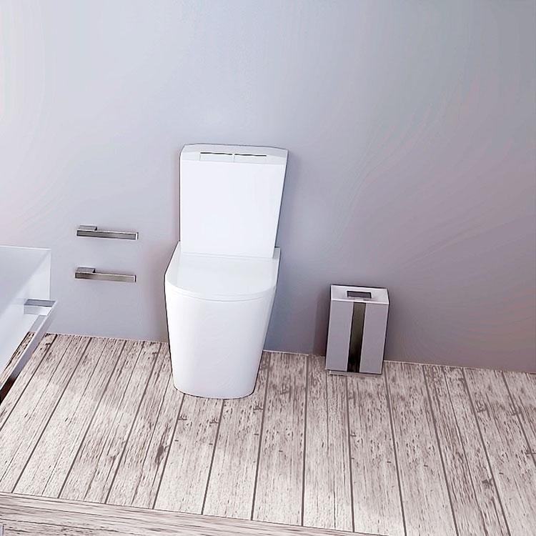 Papeleira Be para Banheiros e Lavabos