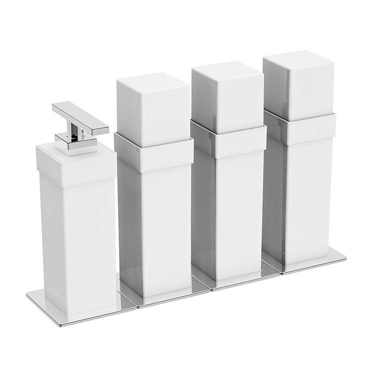 Porta Objetos de Balcão Spirit para Banheiros e Lavabos