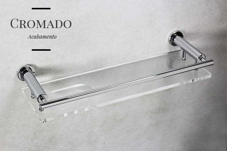 Porta Shampoo 4000 para Banheiros e Lavabos