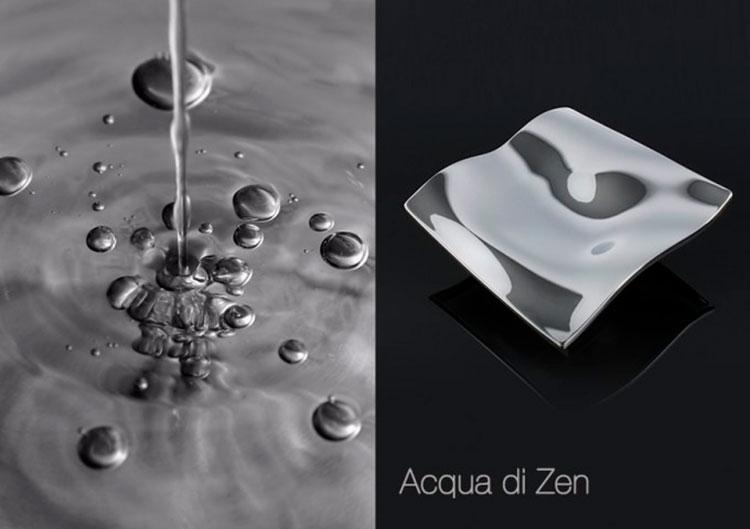 Puxador Acqua di Zen Mini para Gavetas e Armários