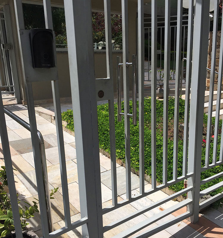 Puxador de Porta 010 em Inox 304 Duplo (par)