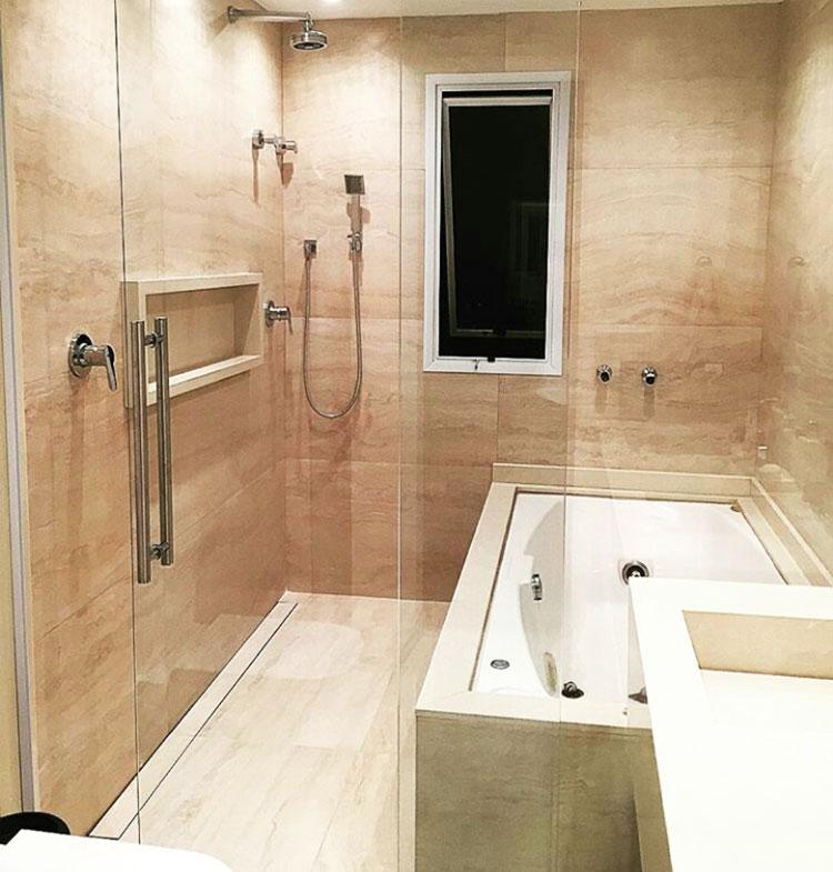 Ralo Linear Inox Banheiro Elleve - linha Multilaser