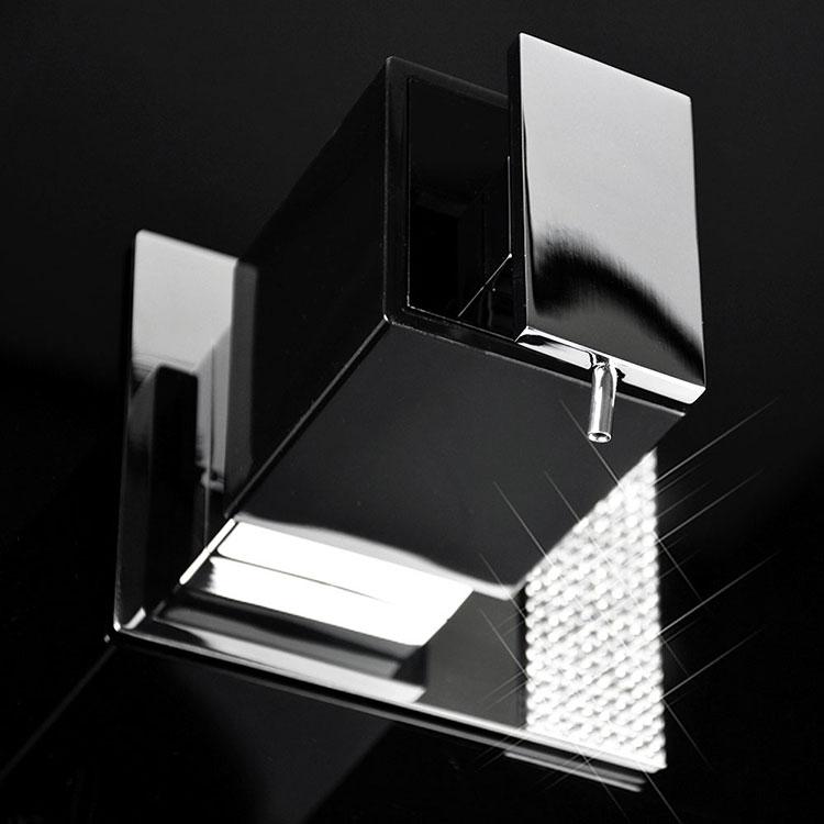 Saboneteira Líquida de Balcão Glam para Banheiros e Lavabos