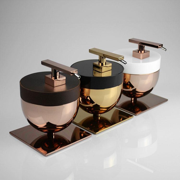 Saboneteira Líquida de Balcão Woman para Banheiros e Lavabos
