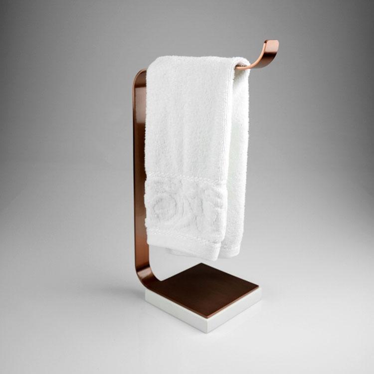 Toalheiro de Balcão Soho para Banheiros e Lavabos