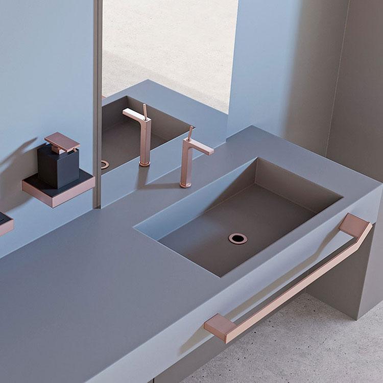 Toalheiro Simples Soho para Banheiros e Lavabos