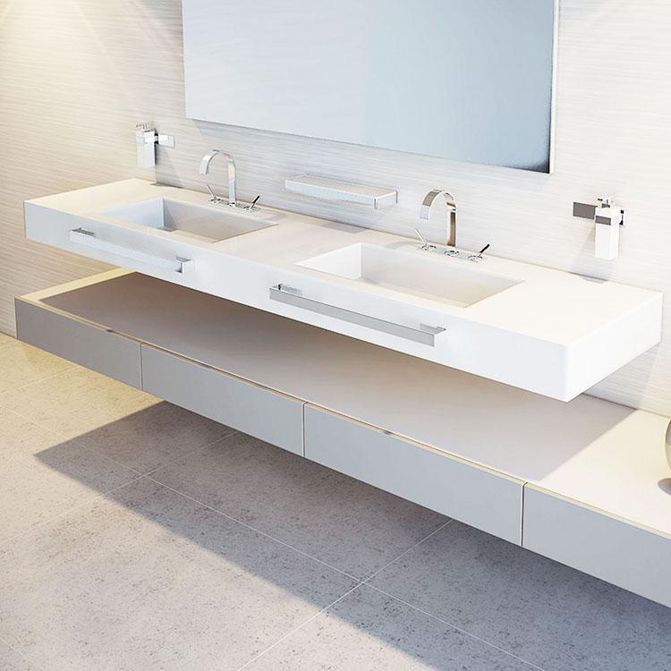 Toalheiro Simples Soul para Banheiros e Lavabos