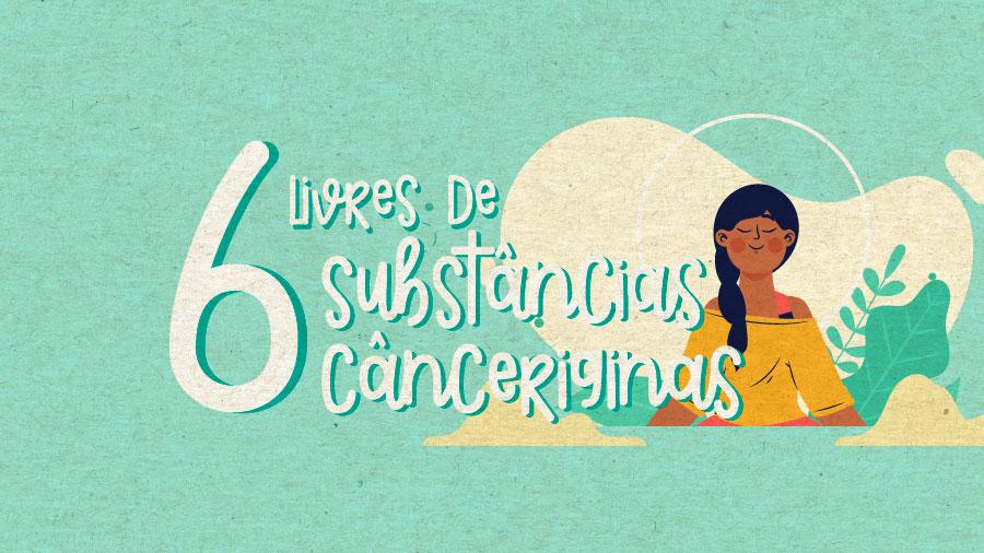 Livres de substâncias câncerigenas