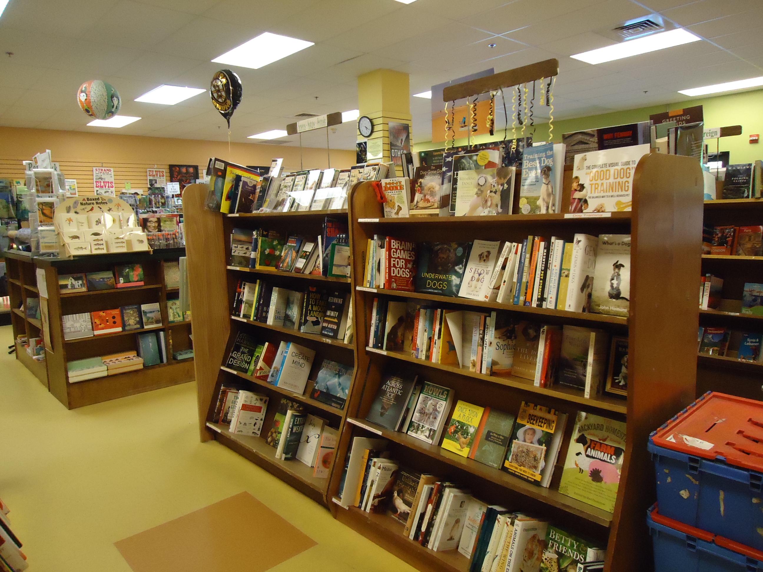 Estantes na livraria. Imagem ilustrativa texto preço do livro.