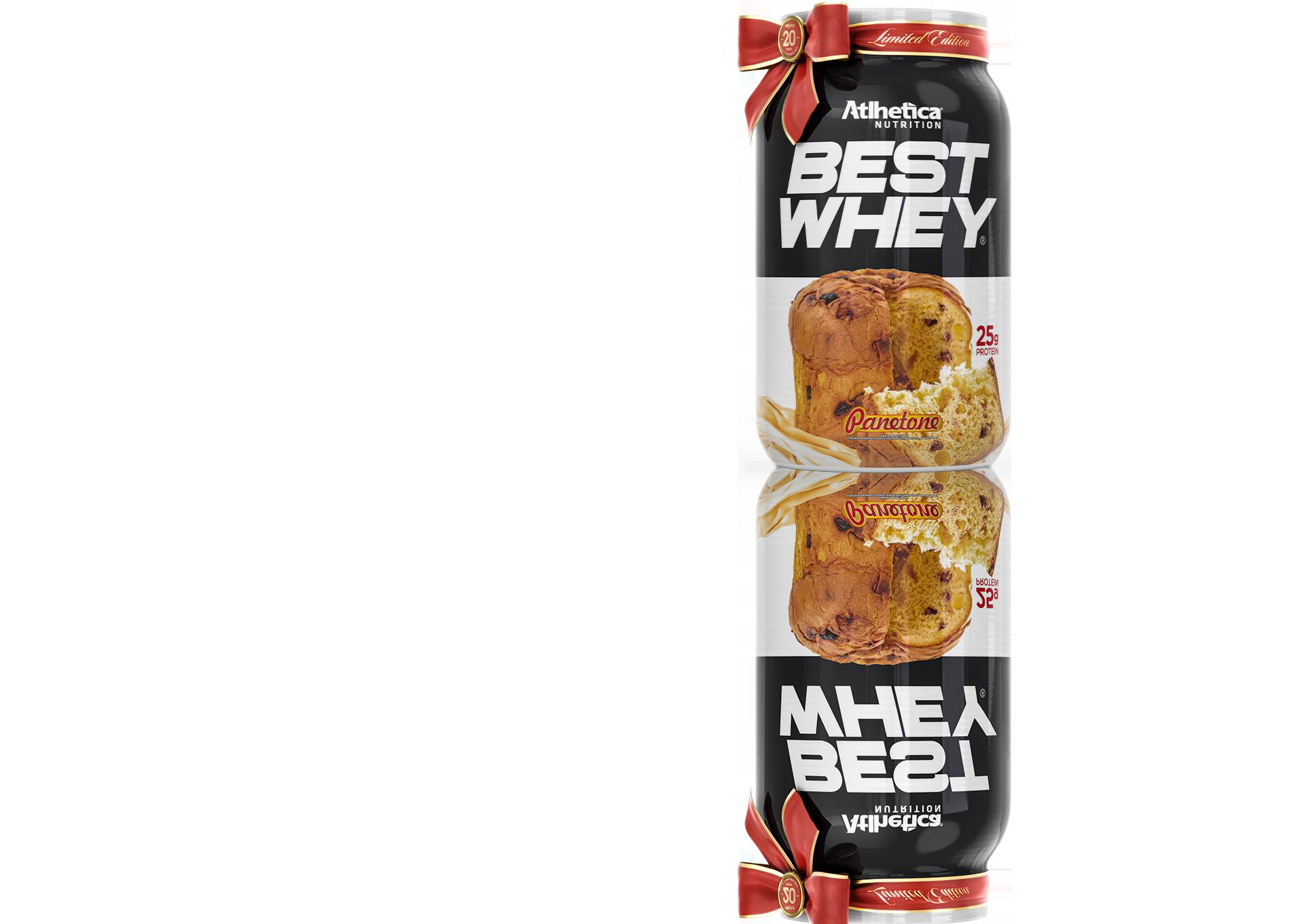 Best Whey 900g Panetone
