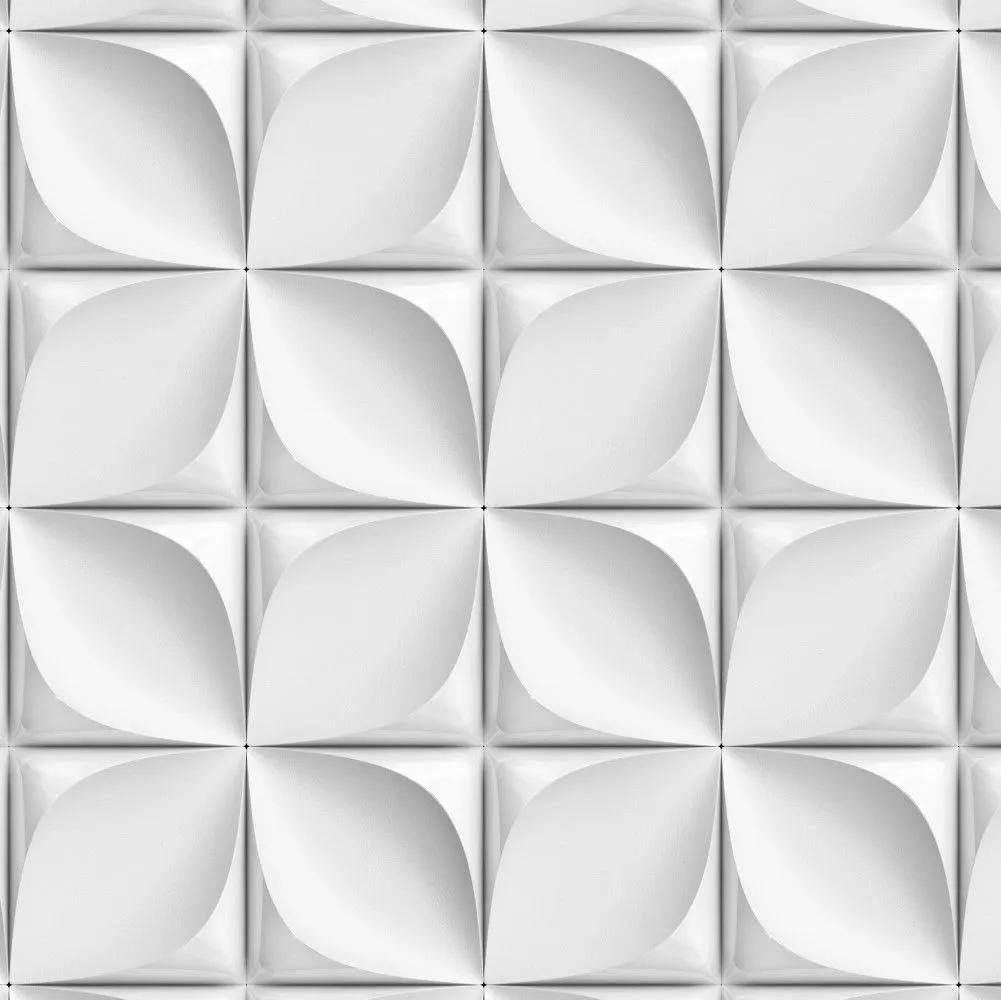 Papel de Parede Efeito 3D Lavável CO-714