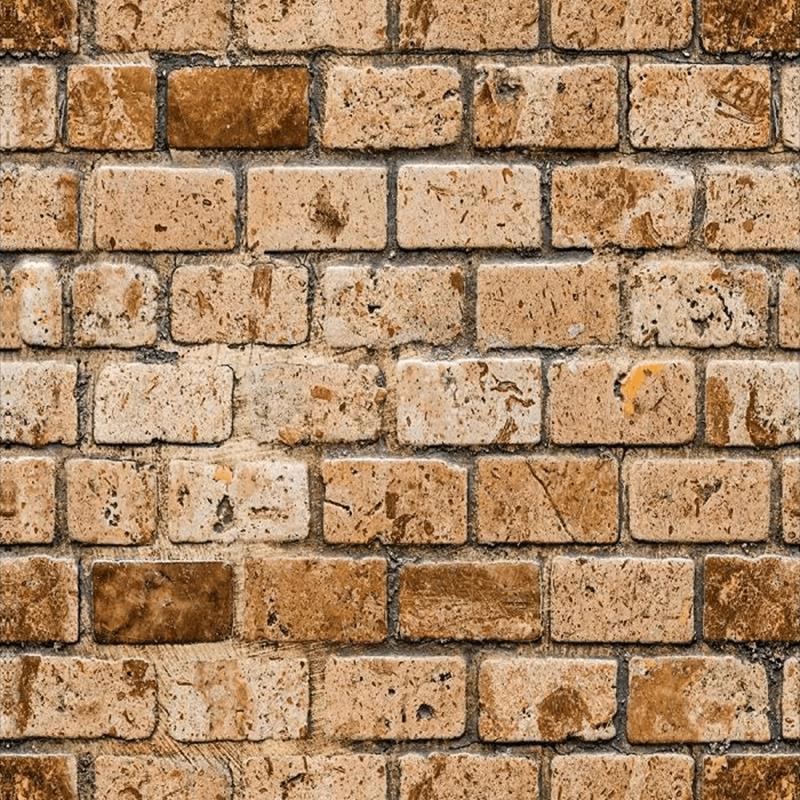 Papel de parede tijolo envelhecido