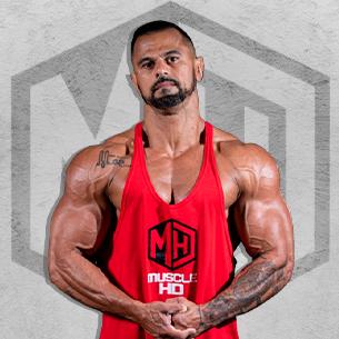 Embaixador Muscle HD Alberto