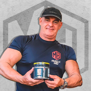Embaixador Muscle HD Marco