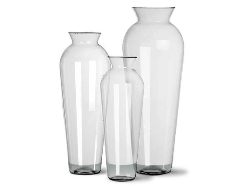 Vaso de Vidro Milão