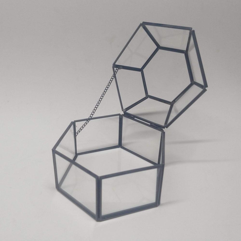 Vaso Cachepot Geométrico 6003