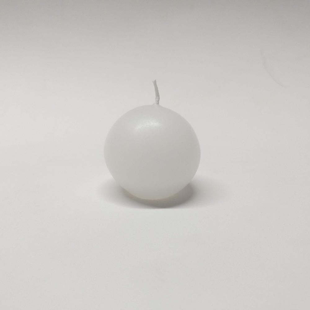 Vela Bola 6 cm