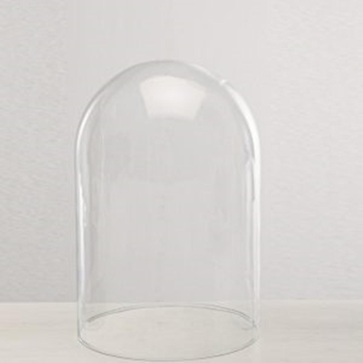 Cúpula De Vidro sem Pegador Prime 60 cm