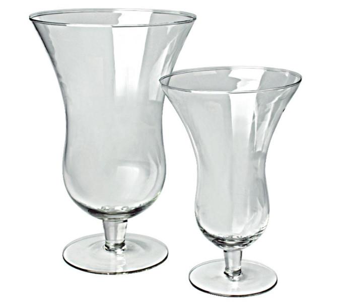 Vaso de Vidro Lycia
