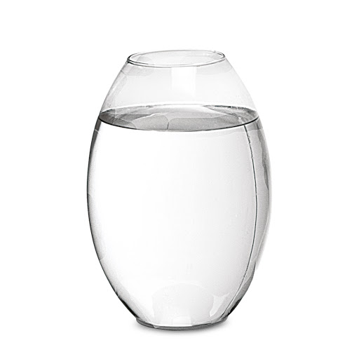 Vaso de Vidro Zepelin