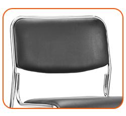 Assento e encosto injetados