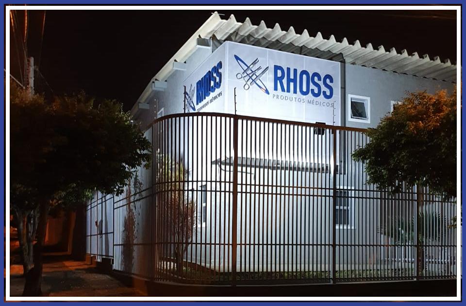 Sede da RHOSS Produtos Médicos