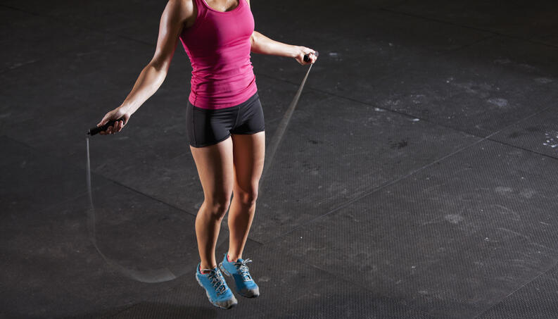 Benefícios de pular corda - Corda de Pular da YangFit