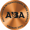 AUSTRALIAN INTERNATIONAL BEER AWARDS (AUSTRÁLIA, 2019) - BRONZE