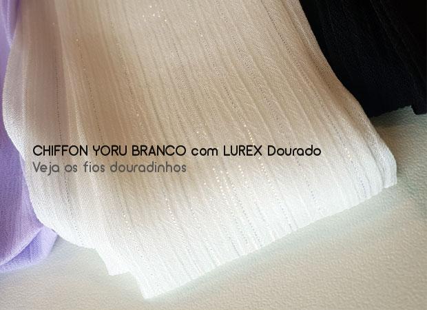 vestido de noiva midi para casamento civil com fio lurex