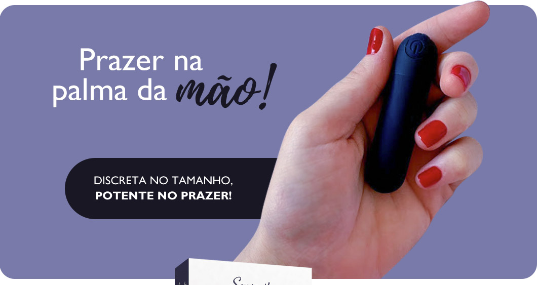 Sensevibe Touch: Prazer na palma da mão
