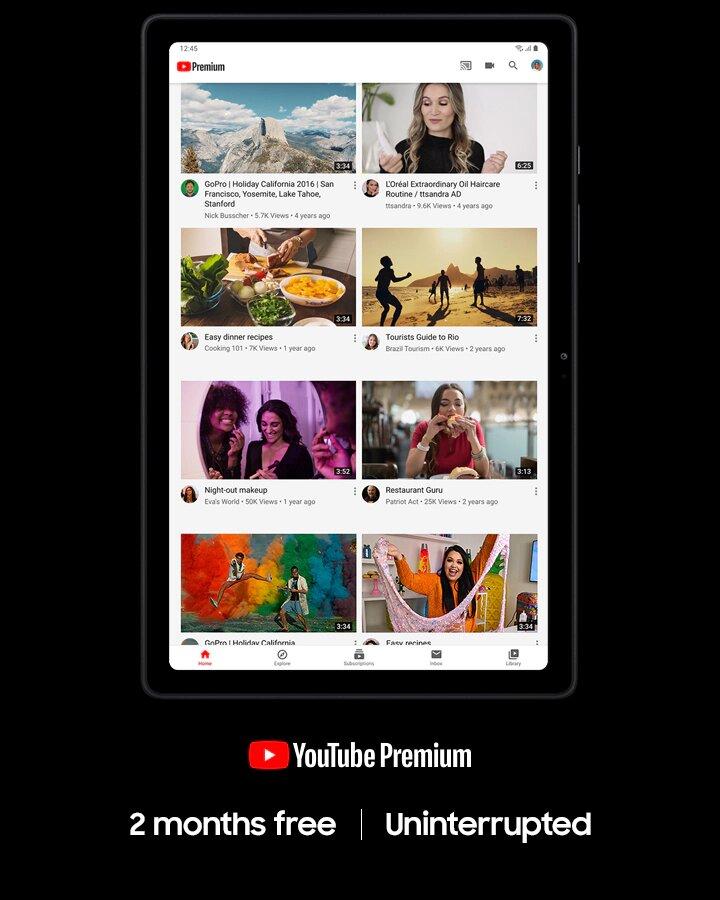 Aproveite o YouTube Premium