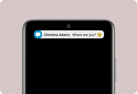 Chamadas e mensagens em outros aparelhos