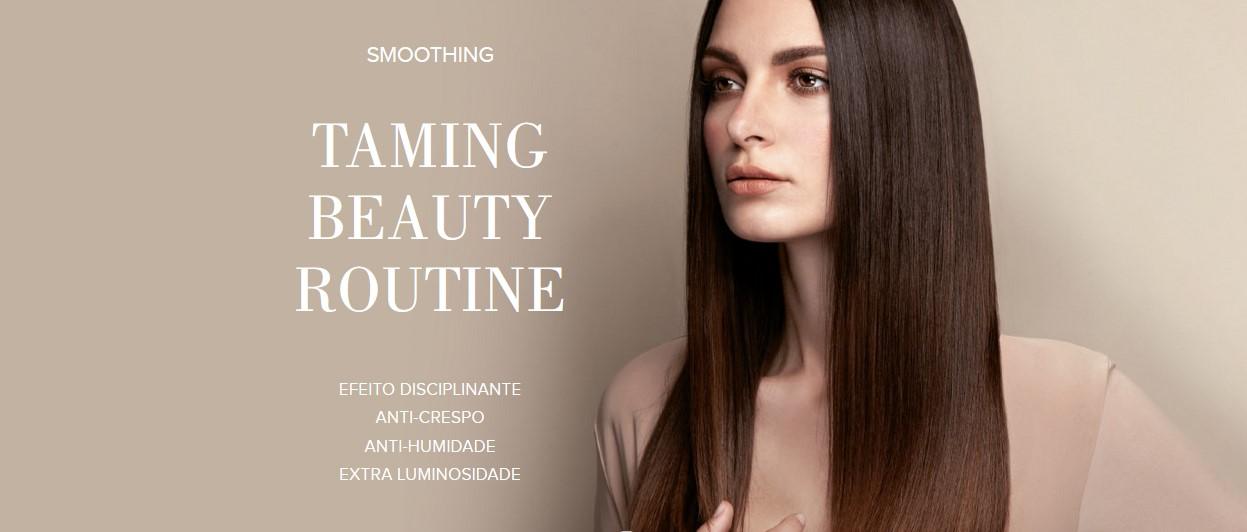 Previa Shampoo Taming - EFEITO DISCIPLINANTE,  ANTI-CRESPO,  ANTI-HUMIDADE, EXTRA LUMINOSIDADE