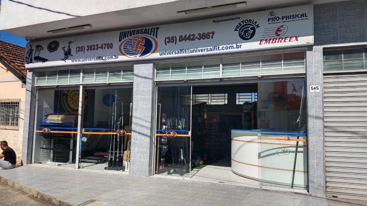Universalfit loja Minas Gerais