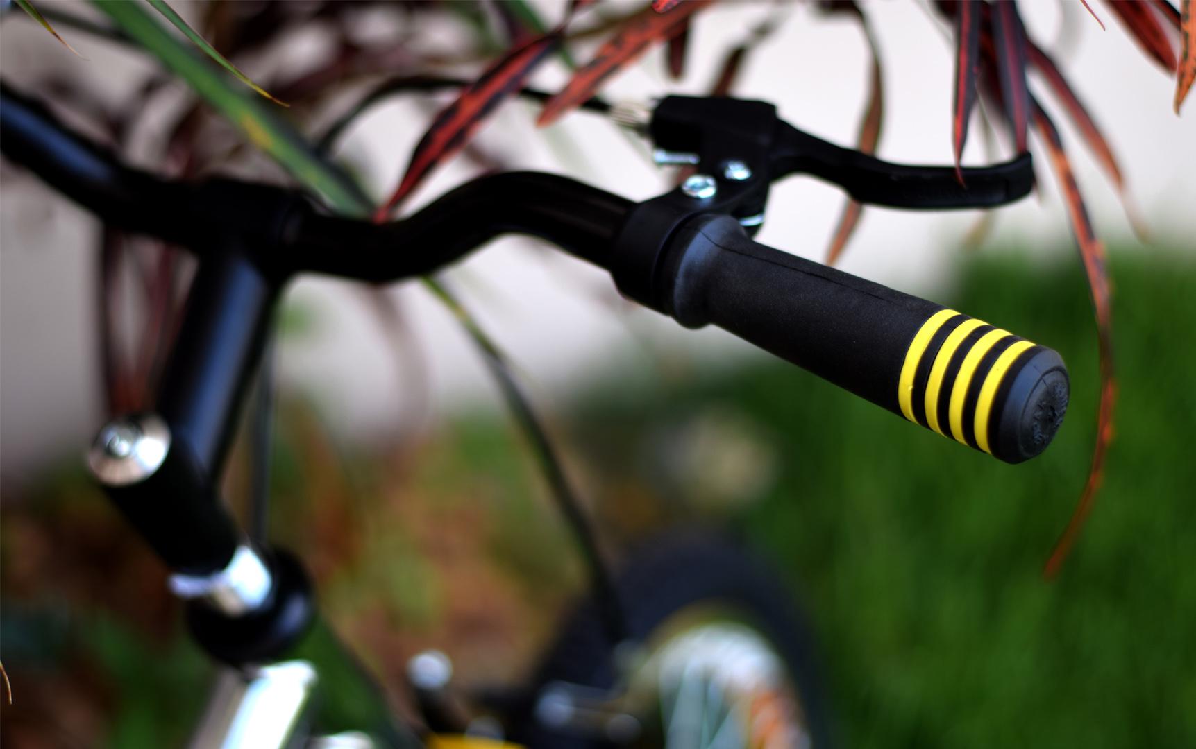 Bicicleta Infantil Aro 20 cromada