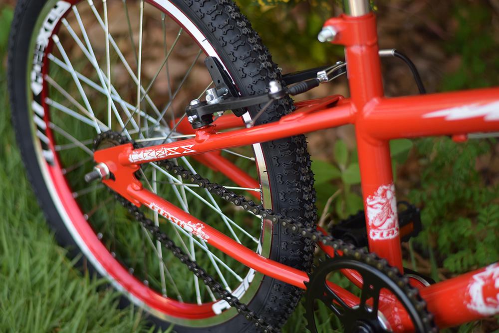 Bicicleta 20 Infantil