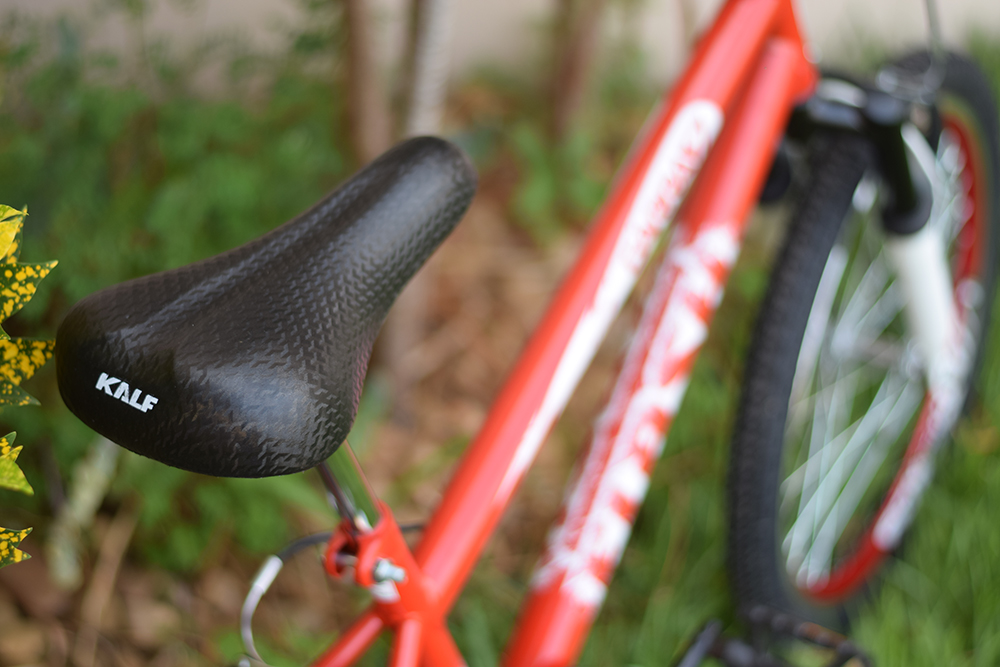 Bicicleta Infantil Aro 20 Vermelha