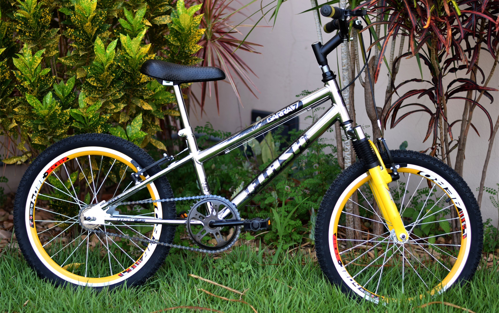 bicicleta infantil aro 20 com suspensão