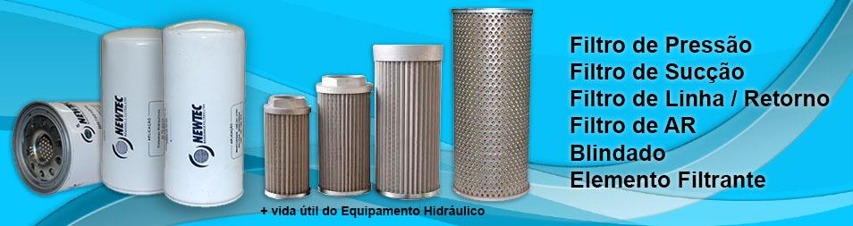 Filtros Hidráulicos - Sugai Comercial