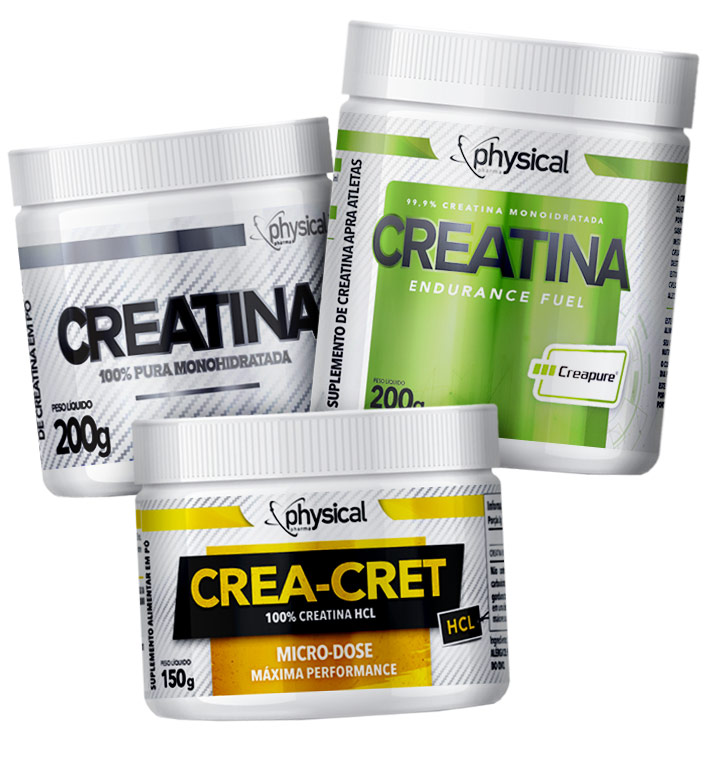 CREATINAS - Physical Pharma