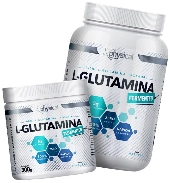 GLUTAMINA - Physical Pharma