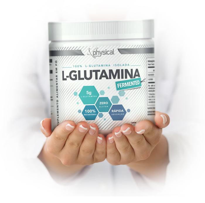 GLUTAMINA E HIPERTROFIA MUSCULAR