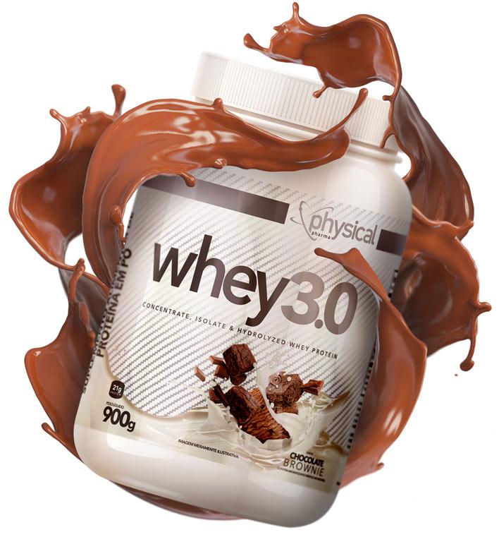 Whey 3.0 - Physical Pharma
