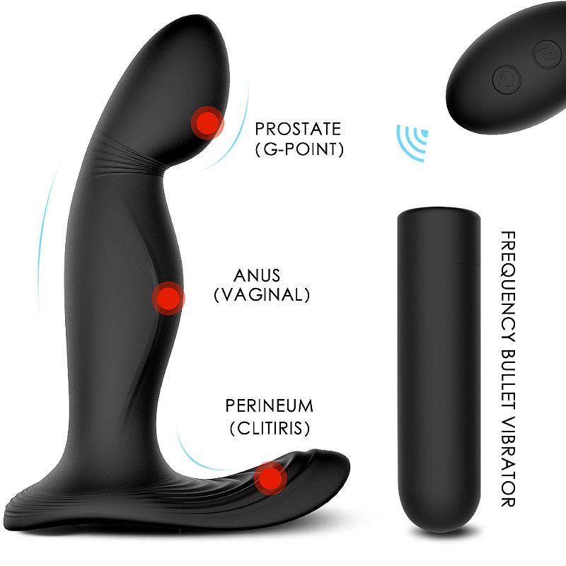 Capsula vibratoria removivel