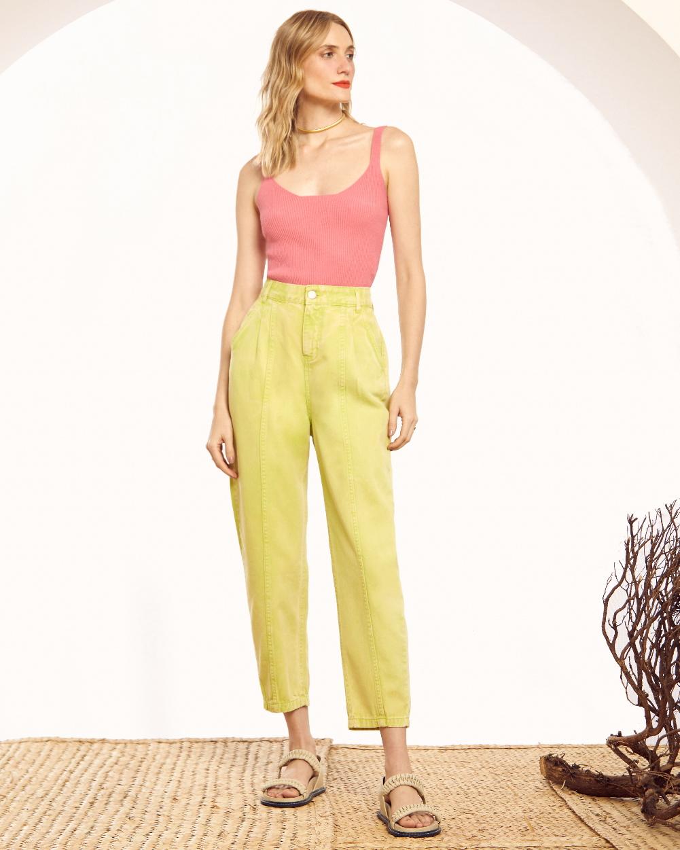 calça-sarja-amarela