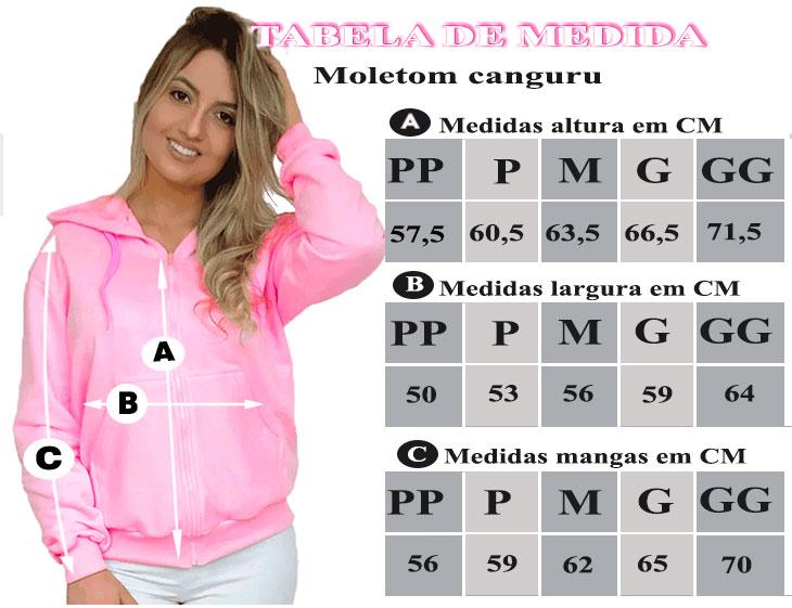 TABELA-DE-MERDIDA-DO-moletom-canguru-feminino-rosa-chiclete