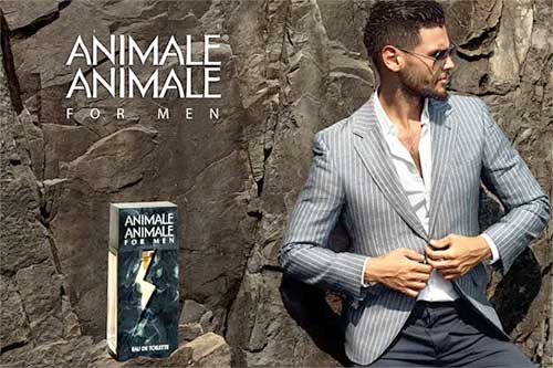 Perfume Animale Animale For Men Eau de Toilette Masculino