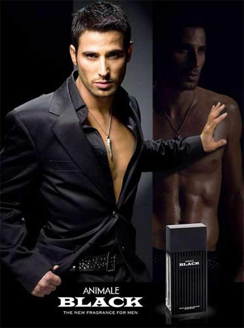 Perfume Animale Black For Men Eau de Toilette Masculino