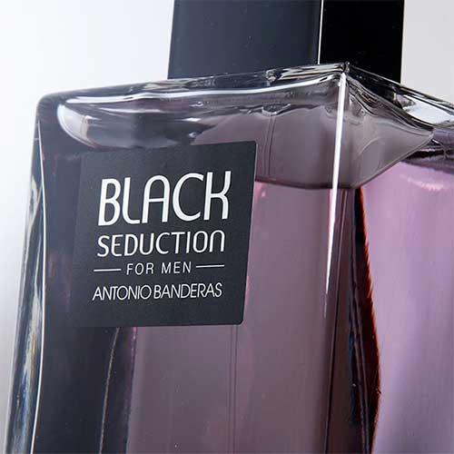 Black Seduction Masculino Antonio Banderas
